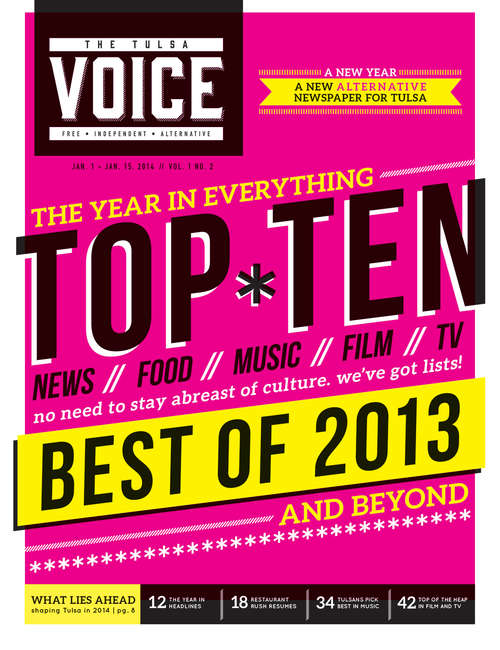 Top Ten – Best of 2013