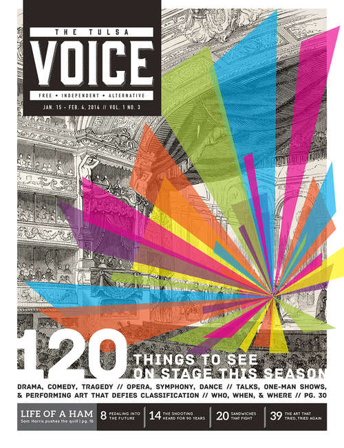 120 Things to See on Stage This Season