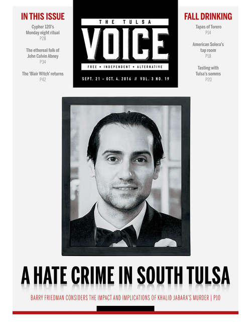 A Hate Crime in South Tulsa