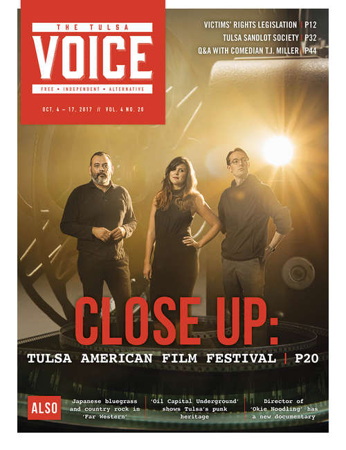 Close Up: Tulsa American Film Festival