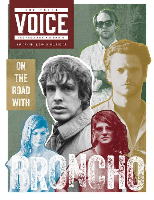 On the Road with Broncho